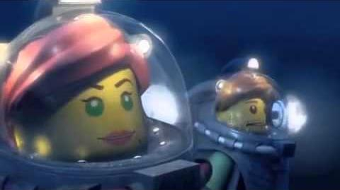 Lego Atlantis The Movie