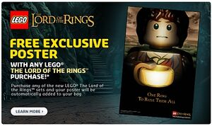 Exclusive-LEGO-Lord-of-the-Rings-Poster