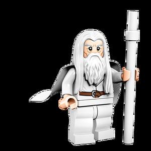 Gandalf de Witte bio