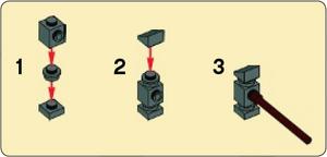 Hamer (Hout) handleiding