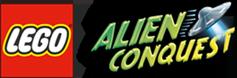 LEGO logo Alien Conquest