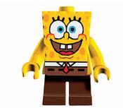 SpongeBob bob001 detail