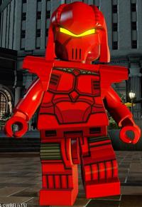 Crimson Dynamo
