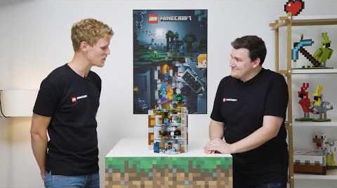Introducing The Bedrock Adventure - LEGO Minecraft - 21147 - Designer Video