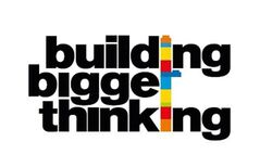 LEGO Building Bigger Thinking logo