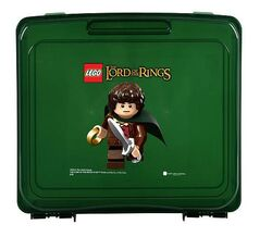 LEGO Lord of the Rings Project Case