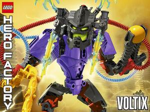 Voltix wallpaper