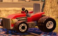 Hawkeye's Tractor
