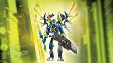 Surge and Dragon Bolt Combi Model art