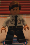 Mission Impossible Ethan Hunt Security Guard Disguise