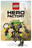 Themakaart Hero Factory 2014