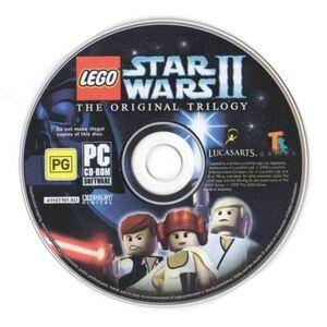 LEGO Star Wars II-The Original Trilogy PC set
