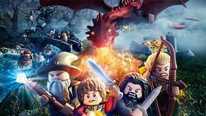 LEGO The Hobbit The Video Game product
