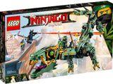 70612 Механический дракон Зелёного ниндзя