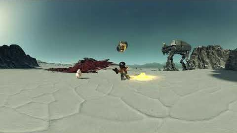 Resistance Bomber LEGO Star Wars - 75188 Interactive Experience 360 Video