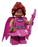 71017 Leaflet Pink Power Batgirl