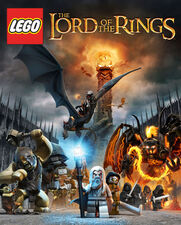 LEGO The Lord of the Rings The Video Game Poster 2