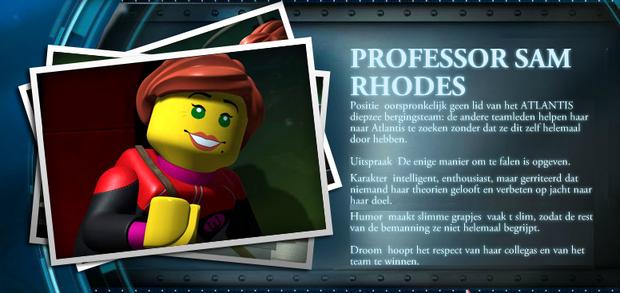 Professor Sam Rhodes