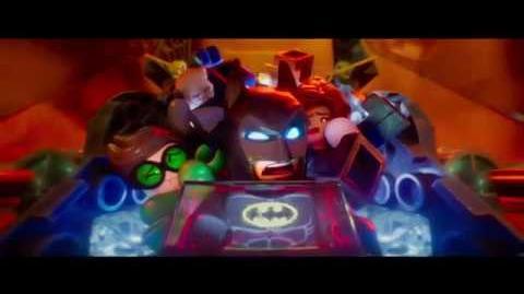 Лего Фильм Бэтмен – четвертый тв-ролик