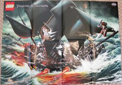 4667292 The Black Pearl Poster 1
