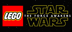 Lego Force Awakens Logo