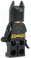 Batman back priting