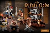 Port Royal Game - The Pirate Code 1