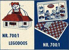 700'1-3 catalogus NL 1957