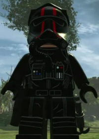 Special forces - tie fighter