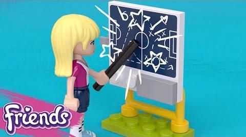 Stephanie's Soccer Practice 41330 – LEGO Friends – Product Animation