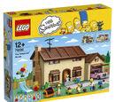 71006 The Simpsons Familiehuis