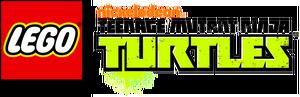 LEGO logo TMNT