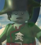 Cole Ghost Pirate