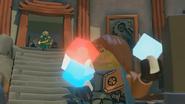 Ронин и блоки элементов