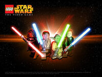 LEGO Star Wars The Video Game wallpaper2