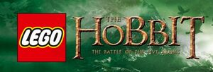 LEGO logo The Hobbit 3