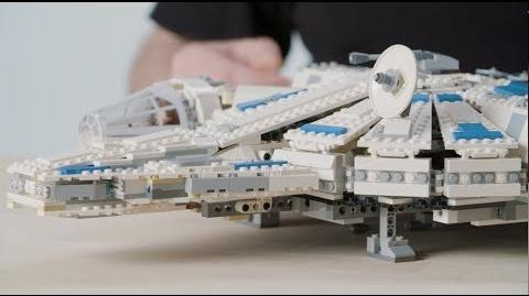 Kessel Run Millennium Falcon - LEGO Star Wars - 75212 Designer Video