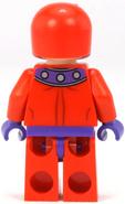 Magneto back printing