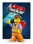 Themakaart The LEGO Movie 201408