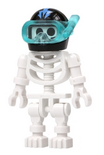 Diver Skeleton gen031