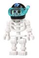Diver Skeleton gen031