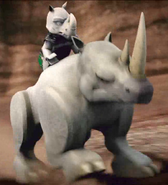 Легендарный носорог 3