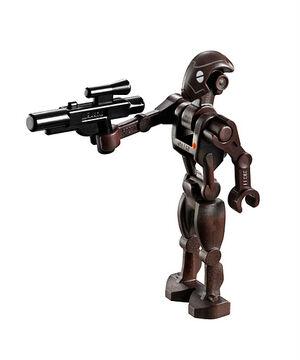 Commando Droid sw359 blaster