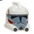 Helm (ARC Trooper) wit rood