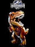 Jurassic world themakaart shop