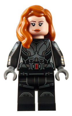LEGO Black Widow 2020