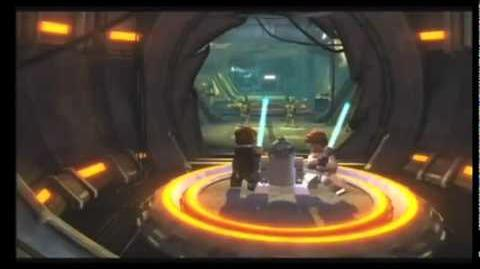 LEGO Star Wars III The Clone Wars Trailer 3DS