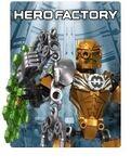 Themakaart Hero Factory 2012
