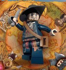 Hector Barbossa LEGOcom