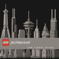 LEGO Architecture - The Visual Guide - voorkant